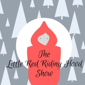 a post-modern take on the classic tale of Little Red Riding Hood presented by Asheville's professional children's theater