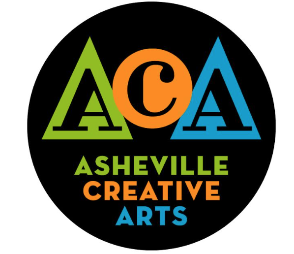 logo of Asheville's professional children's theater