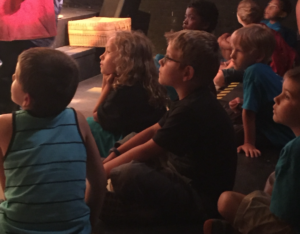 professional children's theater in Asheville