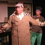 Strother Stingley in Asheville Creative Arts' professional production of Miss Nelson is Missing
