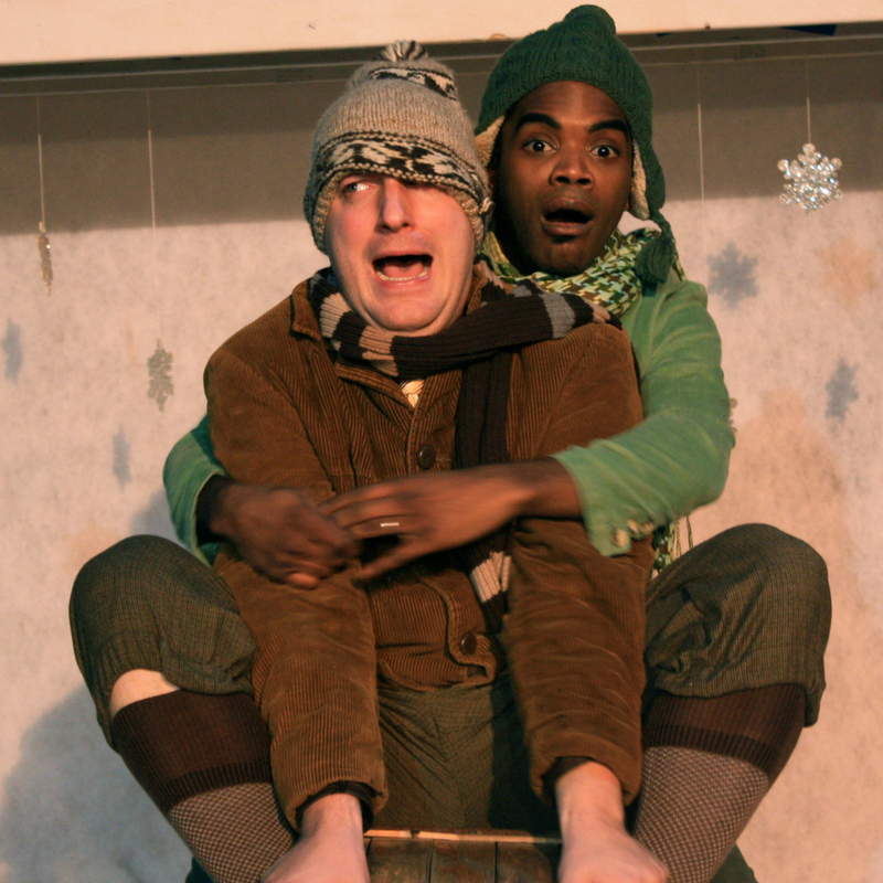 Asheville Creative Arts' production of A Year With Frog and Toad
