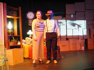 Kelsey Sewell, Julia Cunningham and Daniele Martin in FAILURE: A Love Story