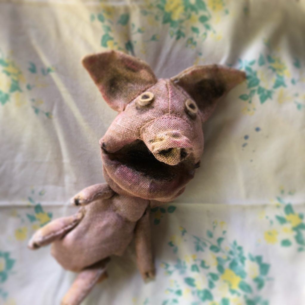 Wilbur from Charlotte's Web