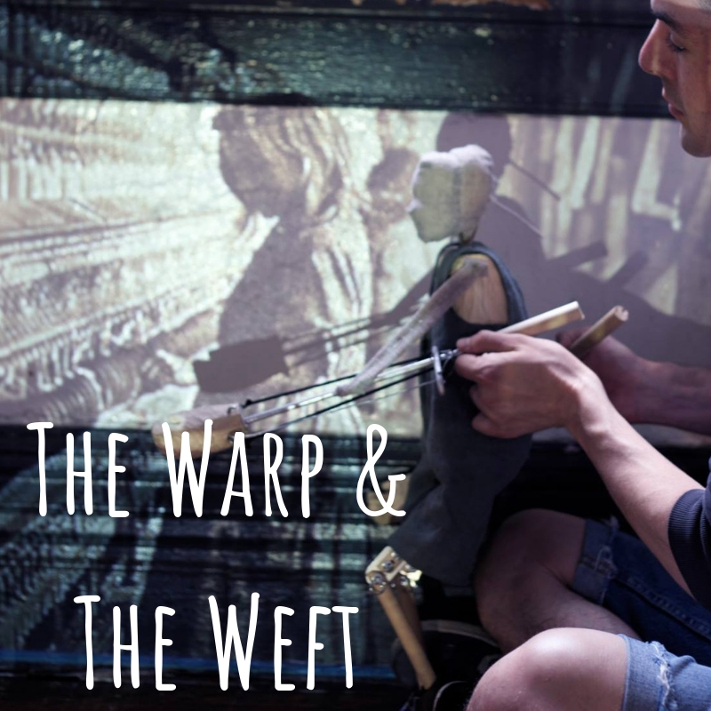 an immersive theater experience about the textile mills and childhood in the South