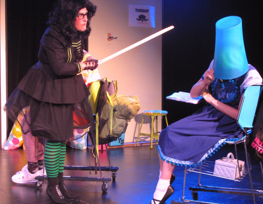 contact the premiere children's theater creating work for young audiences