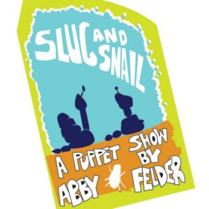a touring puppet show created by Abby Felder and performed by Katie Jones with original music by Andrew Phillips; a 30 minute performance for Kindergarten and First grade audiences perfect for schools and birthday parties